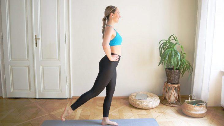 Full Body Fat Burn Pilates